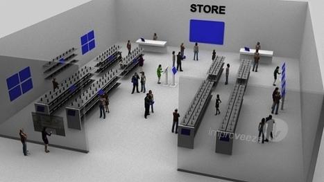 Les facteurs clés de succès d'un projet de magasins connectés en 6 points (partie 1/2) | | Ouvrez les yeux ! | Scoop.it