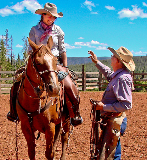 Dude ranch vacations are perfect for solo travellers | Dude Ranch Vacations | Scoop.it