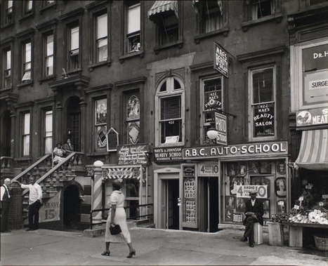 Photos of 1930s New York City by Berenice Abbott | xposing world of Photography & Design | Scoop.it
