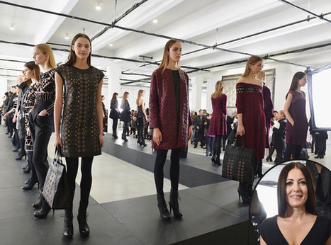 New York Fashion Week: Catherine Malandrino's Trend Predictions for Fall 2013 | Best of the Los Angeles Fashion | Scoop.it