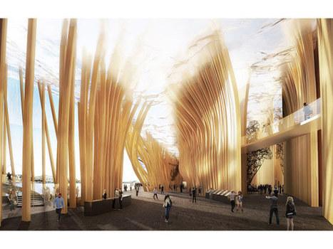 Conoce las 1715 propuestas para el Museo Guggenheim Helsinki | parametric design | Scoop.it