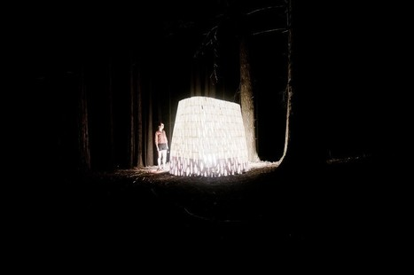 The World's Largest 3D Printed Art Installation - Forbes | Daily Magazine | Scoop.it