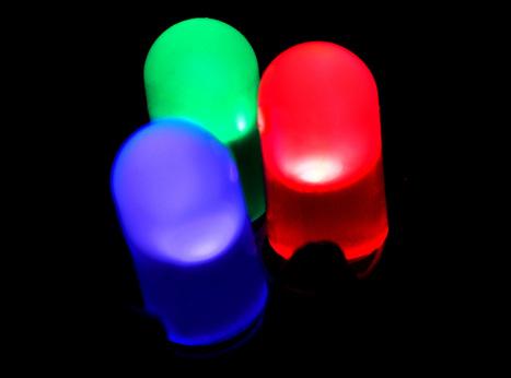 Comment calculer la résistance d'une LED ? | Mécatronique - lycée | Scoop.it