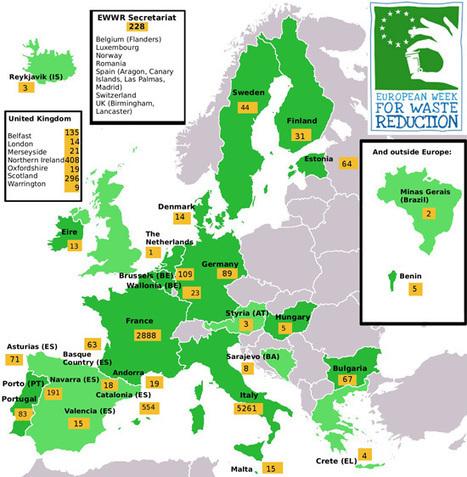 La Semaine Européenne de la Réduction des Déchets | Le BCC! InfoConso - l'information utile pour consommateurs avertis ! | Scoop.it