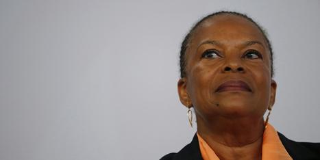 """Christiane Taubira ne voulait pas participer au nouveau gouvernement, selon """"Le Canard Enchaîné""""   Think outside the Box   Scoop.it"""
