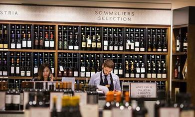 Harrods opens revamped wine department with eye-popping prices | Vitabella Wine Daily Gossip | Scoop.it