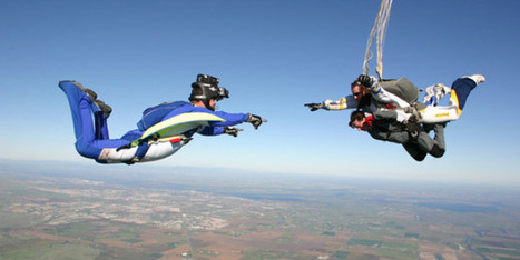 Want to know Various style of Skydiving ?   Sportycious   Scoop.it