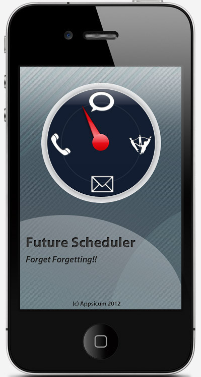 Future Scheduler: Schedule your message, social media post and important phone call   Appsicum Apps   Scoop.it
