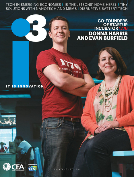 i3 It is Innovation July/August 2013 | Sciences & Technology | Scoop.it