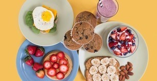 The Ultimate Guide to Healthier Baking [Infographic] | Nutrition | Scoop.it