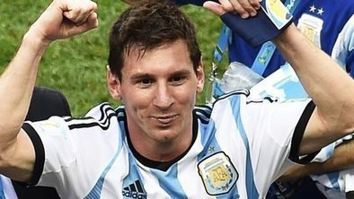 World Cup 2014: Lionel Messi's star shines brightest in Brazil - BBC Sport | Bianchi is in the oven? | Scoop.it