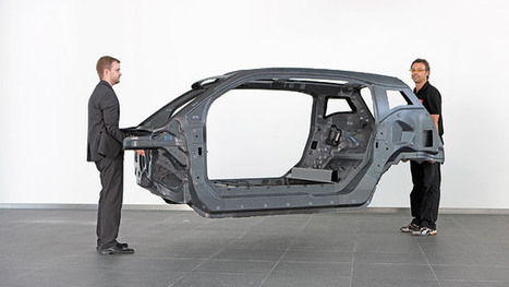 BMW Has Seen the Future, and It's Carbon | Disr... | AS Business Studies | Scoop.it