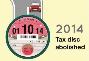 Tax Disc Changes: Cost Concerns | Instantpaydayloansltd | Scoop.it