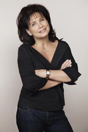 Anne Sinclair de retour dans le paysage médiatique · ELPAÍS.com   LYFtv - Lyon   Scoop.it