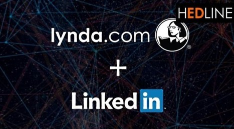 HEDLINE: LinkedIn to acquire Lynda.com for $1.5 billion | Helping Students Learn, mobile devices | Scoop.it