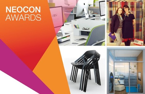 2014 Steelcase NeoCon Winners | Office Design News | Scoop.it