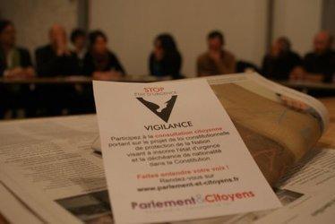 V pour Vigilance: les citoyens contre l'état d'urgence | La sélection de BABinfo | Scoop.it
