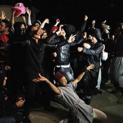 'Harlem Shake' Becomes Middle East Protest Anthem | Branded Content | Scoop.it