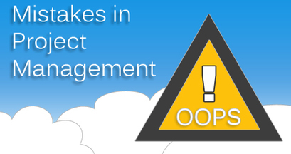 Common Project Management Mistakes - TakeTwo | Krishna Debnath, MBA, PMP | Scoop.it