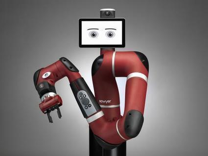 Design News - Guest Blogs - Rethink Robotics: Collaborative Robots Continue to Raise Automation Accessibility | Heron | Scoop.it