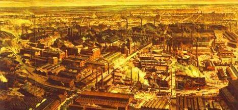 Origine et destinée de la Révolution industrielle et financière | Antibanque | Scoop.it