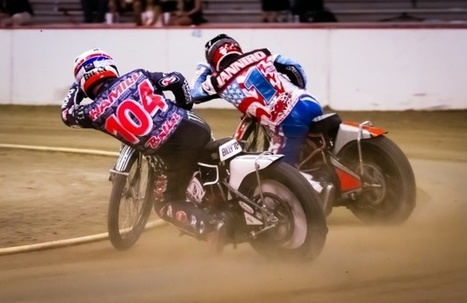 Industry Racing Back in Action This Evening with Classic Car Night | California Flat Track Racing | Scoop.it