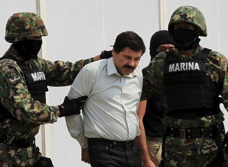 «El Chapo» Guzman, baron mexicain de la drogue, s'évade à nouveau | Mexique | Scoop.it
