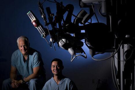 RSLN | Médecine : après les tests sanguins, les robots analyseront-ils nos radios ? | Santé Industrie Pharmaceutique | Scoop.it