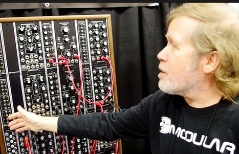 Moon Modular at 2014 NAMM Show   Gear Acquisition Syndrome   Scoop.it