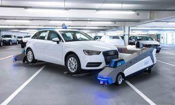 Audi invente l'usine du futur avec les robots Ray   La performance industrielle.   Scoop.it