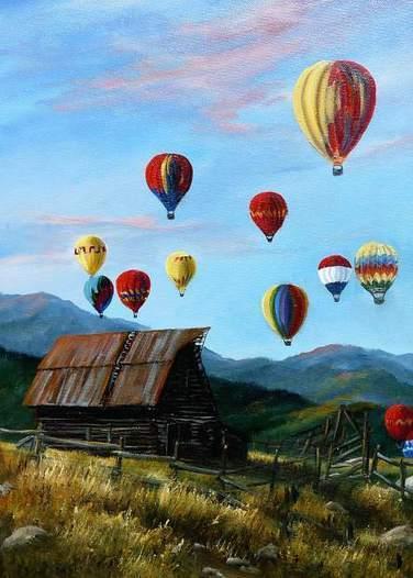 Painter Melinda Nemechek featured at Breckenridge Main Street Festival - Summit Daily News   eArt   Scoop.it