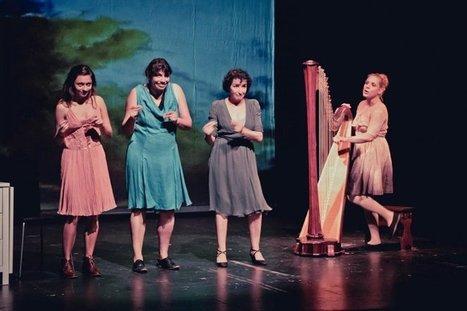 Theatre des Barriques: Des mots pour se dire (***) | Les Mots et les Langues | Scoop.it