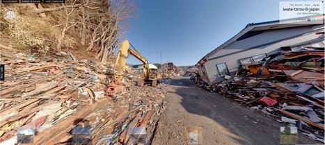 [Photos] Série de photos panoramiques des dommages du tsunami  au Japon | 360cities.net | Japon : séisme, tsunami & conséquences | Scoop.it