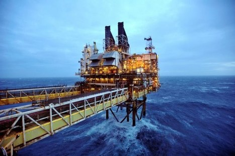 North Sea oil: UK considers sweeping tax breaks to revive flagging industry | ESRC press coverage | Scoop.it