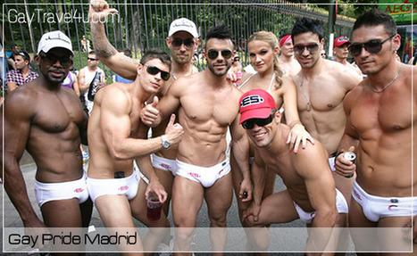 Gay Pride Madrid June 27 – July 3 Spain   Gay Travel   Scoop.it