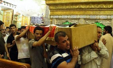 Al-Qaida raids on Iraqi prisons raise fears of return to civil war ...   Political Conflict   Scoop.it