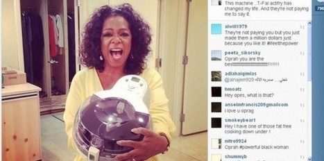 Oprah Winfrey booste l'action Seb | Women on boards ! | Scoop.it