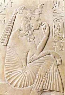 Nefertari | Mujeres Reinas En La Antiguedad | Scoop.it
