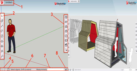 Sketchup Team introduces my.sketchup, a core sketchup modeler compatible with modern web browser | Updates on 3D modeling world | Scoop.it