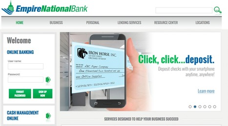 Empire National Bank | Showcase of custom topics | Scoop.it