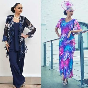 Wedding Season Hots Up - Mother of the Bride | Florentyna Dawn | Plus Sizes Mother of the Brides | Scoop.it