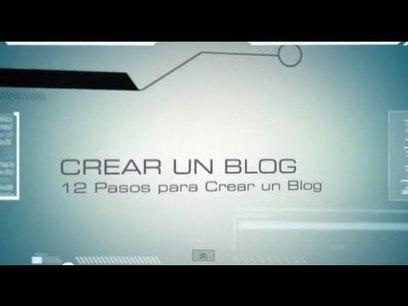 Crear un Blog | 12 Pasos para crear un blog | ¿es posible ganar dinero con un blog? | Scoop.it