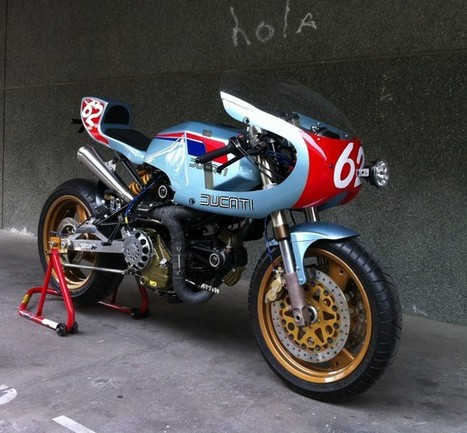 ducachef | 750 PANTAHSTICA for REAL PANTHISTI !!!! by RADICAL DUCATI | Ducati Community | Desmopro News | Scoop.it