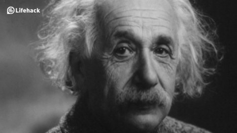 11 Life Lessons from Albert Einstein | Creativity & leadership | Scoop.it