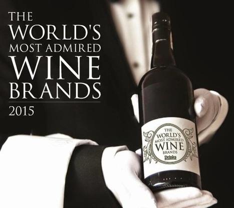 El blog del marketing y el vino: La marca de vino más admirada | vinhos | Scoop.it