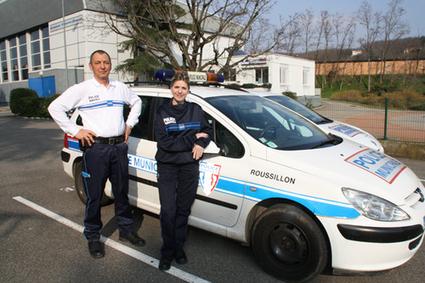 Roussillon – Dans la peau d'un policier municipal | Roussillon | Scoop.it