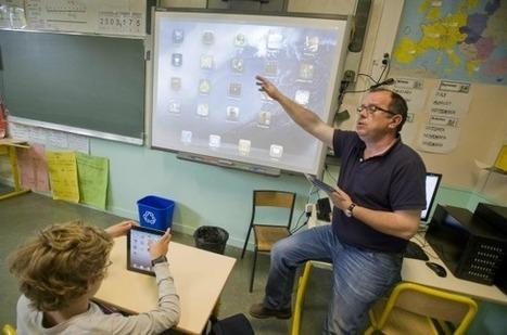 Comment le numérique change l'école - La Vie | Articles Educations & MOOC & e-Formations | Scoop.it