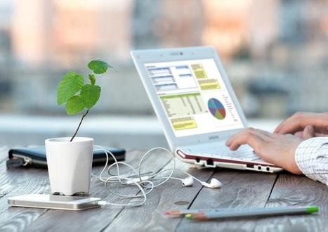 Télétravail : une chance pour le salarié et l'entreprise | GESTION TPE | Scoop.it