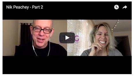 Nik Peachey – 3×3 interview – Part 2 | | Moodle and Web 2.0 | Scoop.it