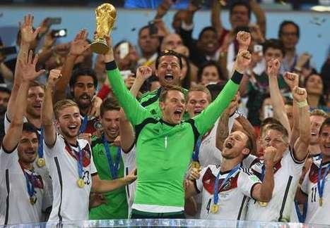 Inauguration du musée du foot allemand - Goal.com | Histoire et patrimoine culturel du sport | Scoop.it
